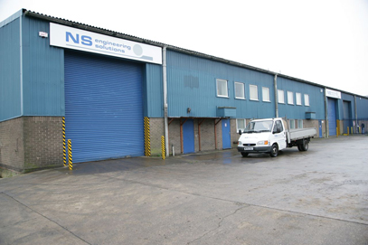 Our facilities in Coalville, North West Leicestershire